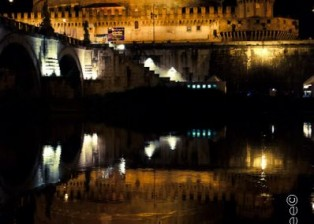 Castel-SantAngelo-by-night